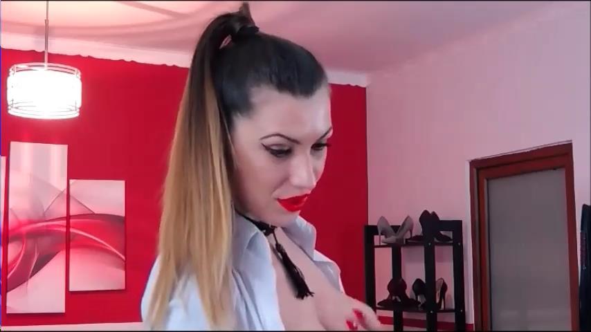 AryannaRich handbra video